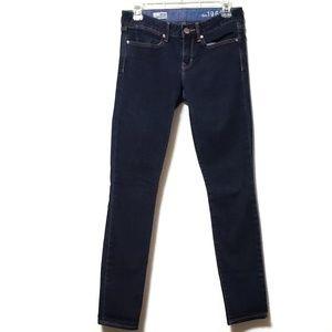 Gap 1969 always skinny stretch jeans